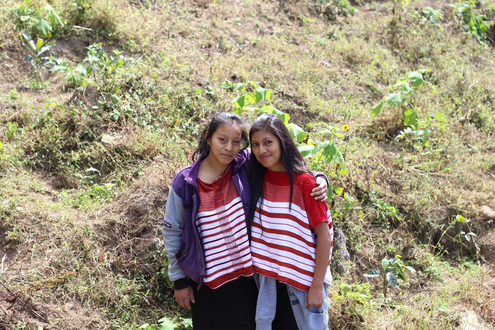 Indigenous Guatemalan coffee producers