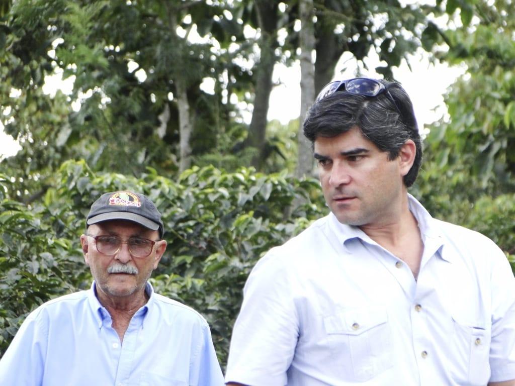 Federico Pacas Sr and Jr