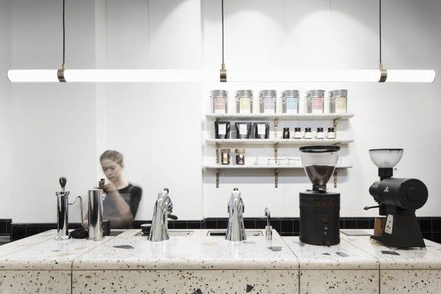cafeteria 5 elephants coffee