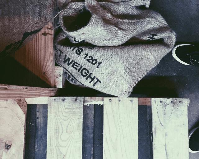 Bodega de cafe