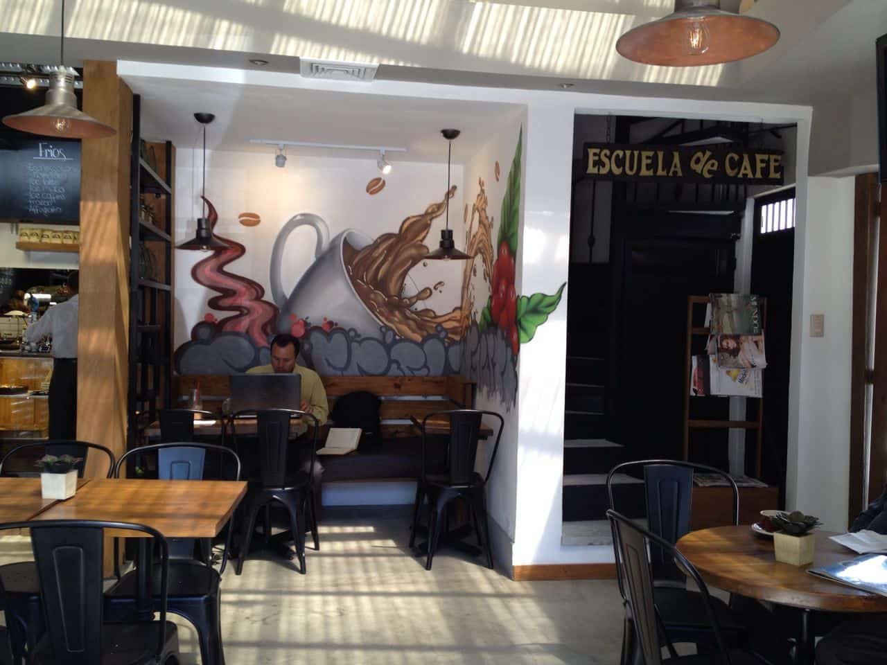 Café EL Injerto