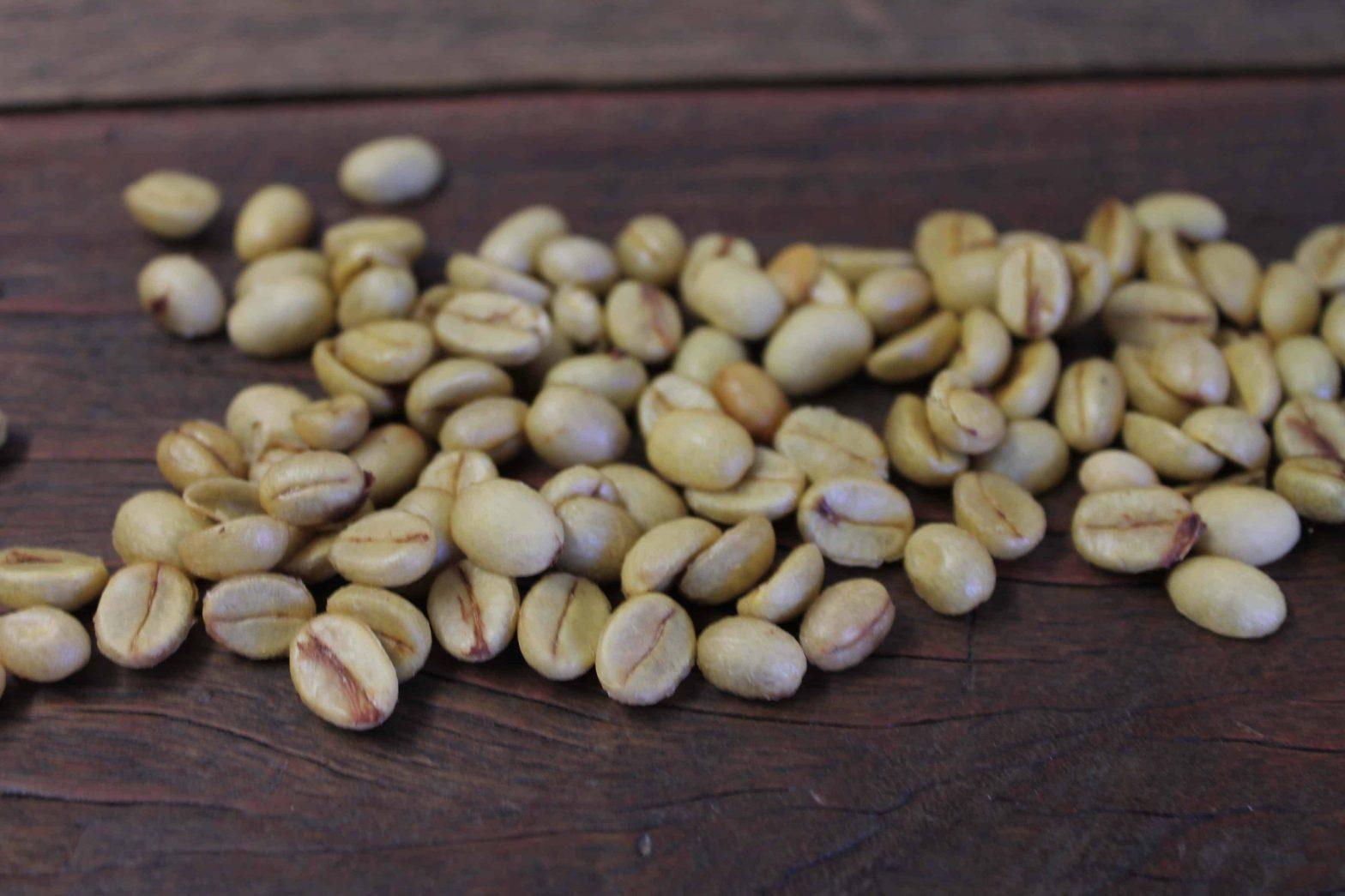 granos de cafe honey