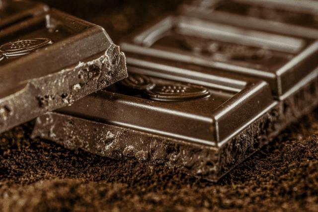 Cuadros de chocolate