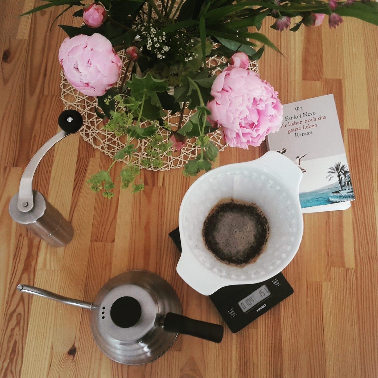 cafe por la manana