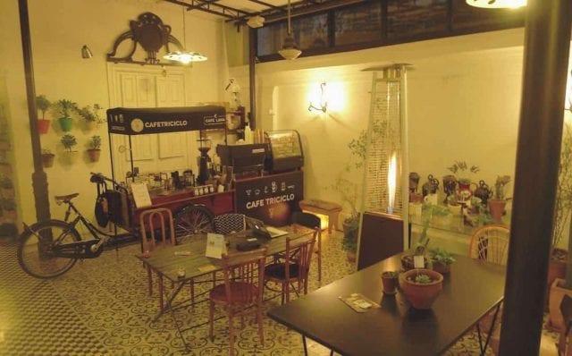 cafe Santiago