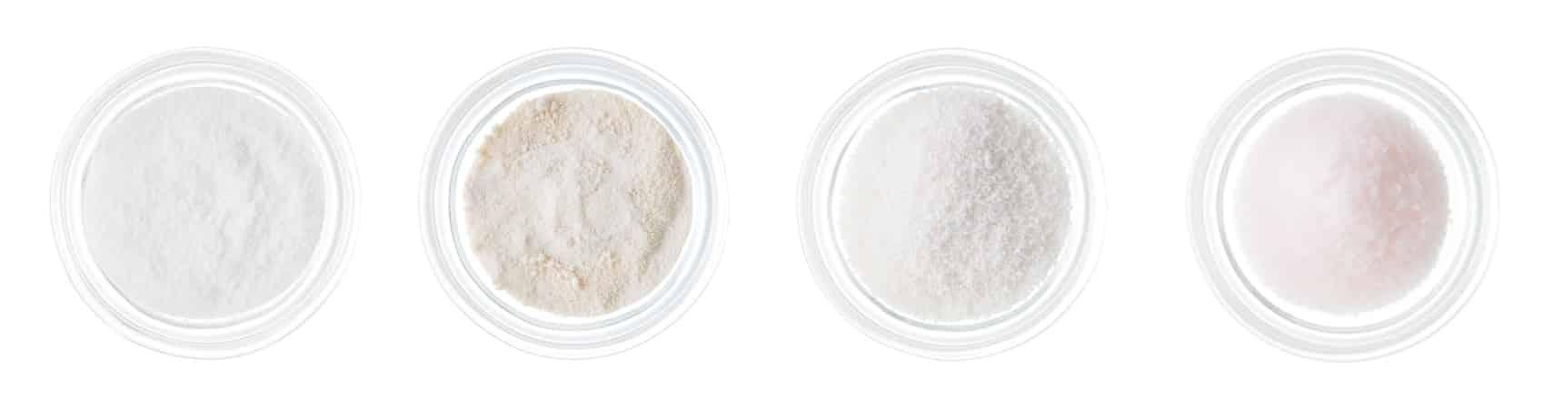 acid-powders