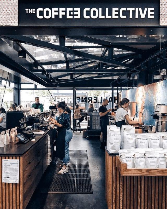 baristas en coffee coleective