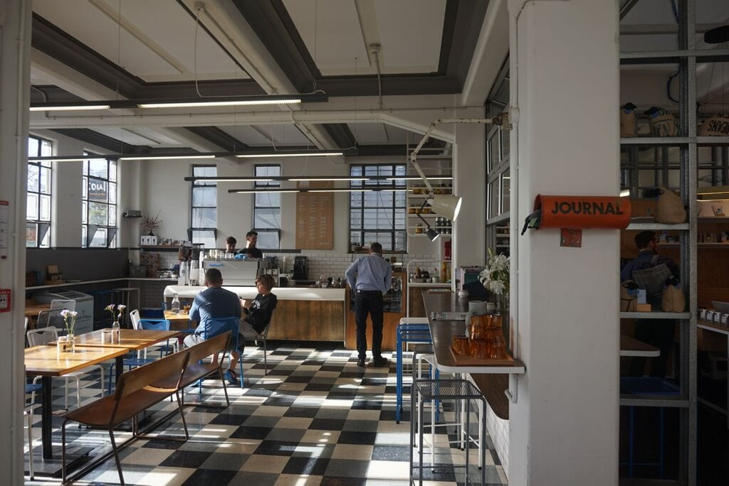 Tienda de Cafe de Especialidad en Nueva Zelanda