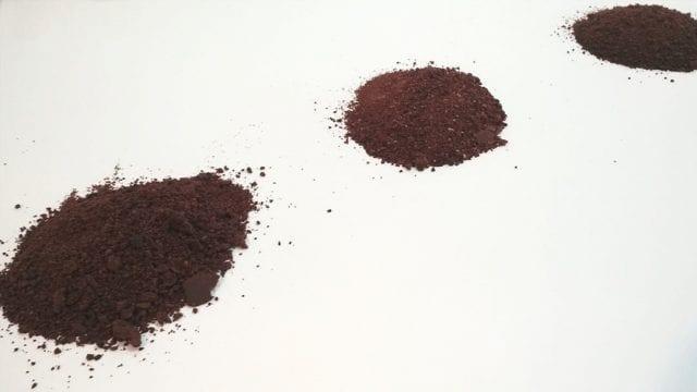 cacao molido