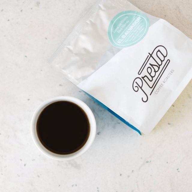 cafe bien almacenado