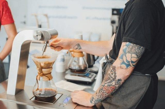 cafe de swiss water