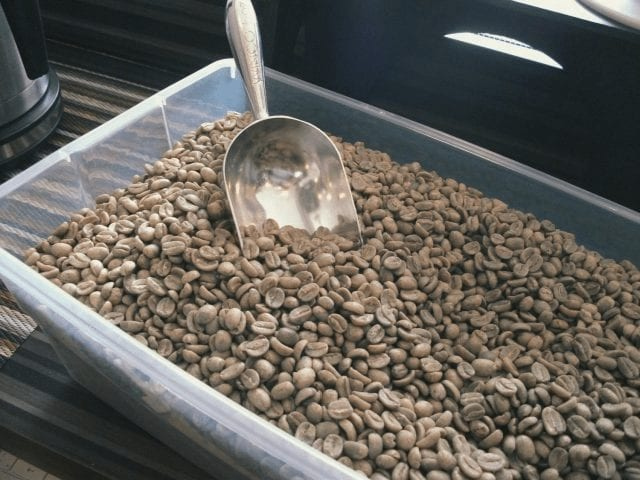 cafe en granos