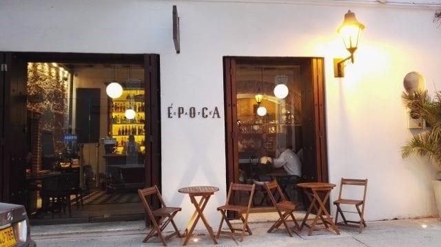 epoca cafe en cartagena