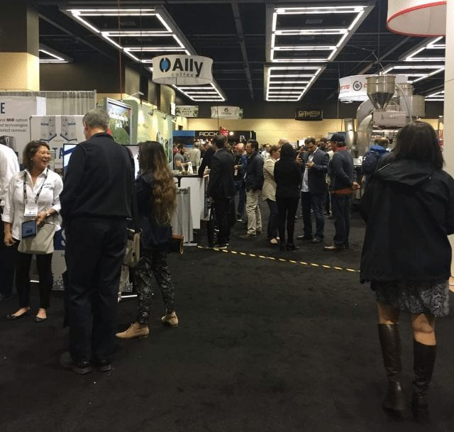 sca global coffee expo 2017