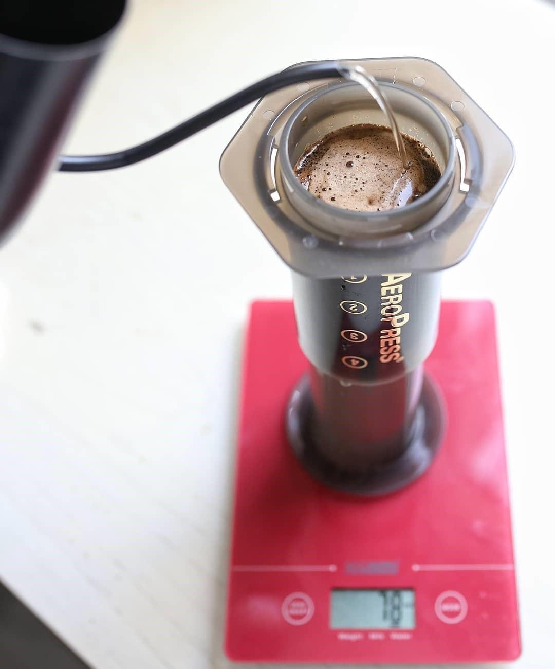 cafe y pesa