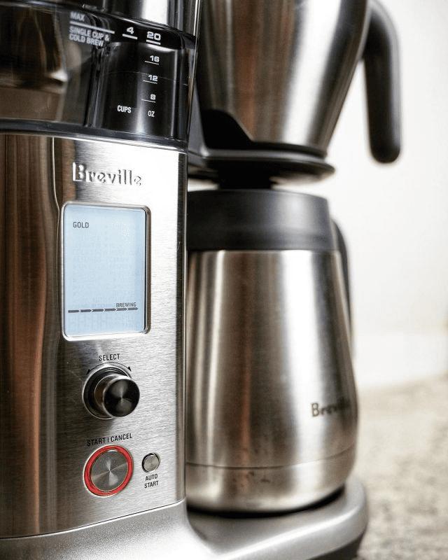cafetera Breville Precision