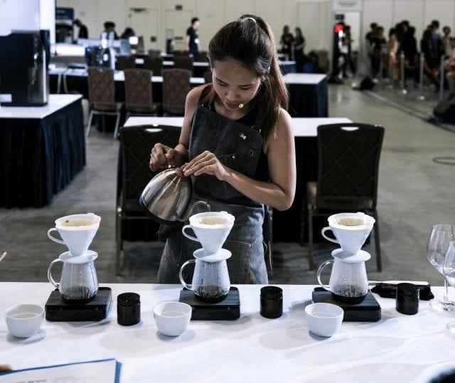 competencia de cafe