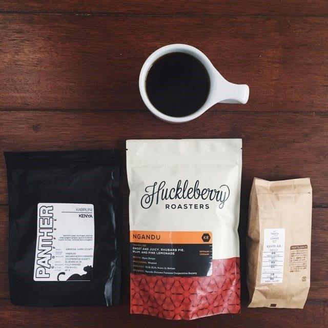 bolsas de cafe