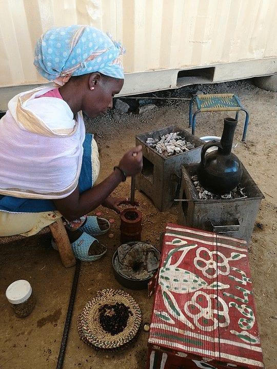 cafe en etiopia
