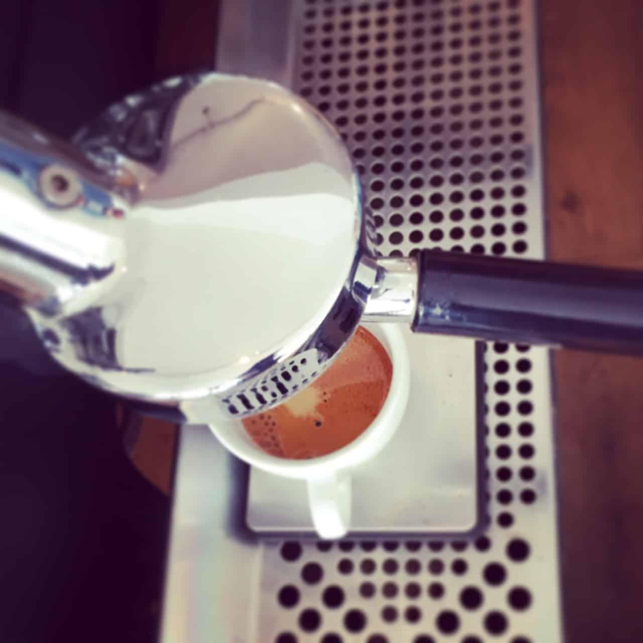 grupo maquina de espresso