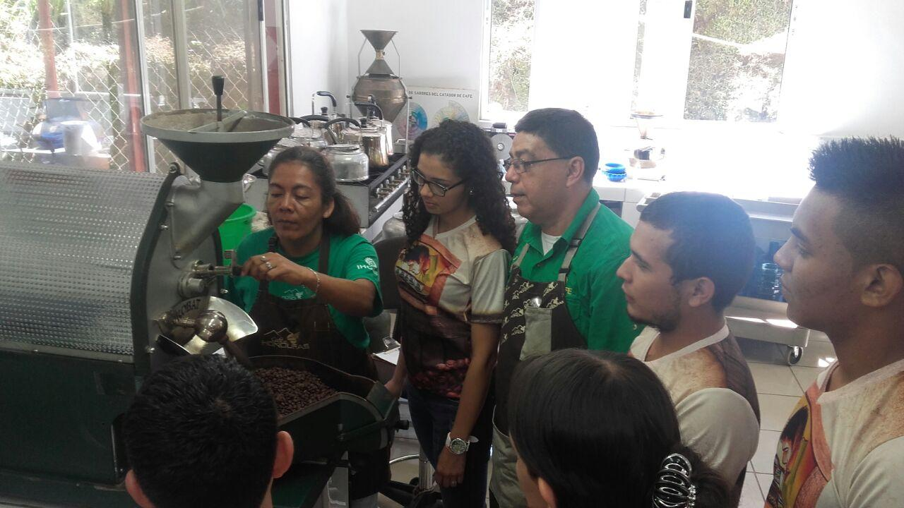 coffee school honduras