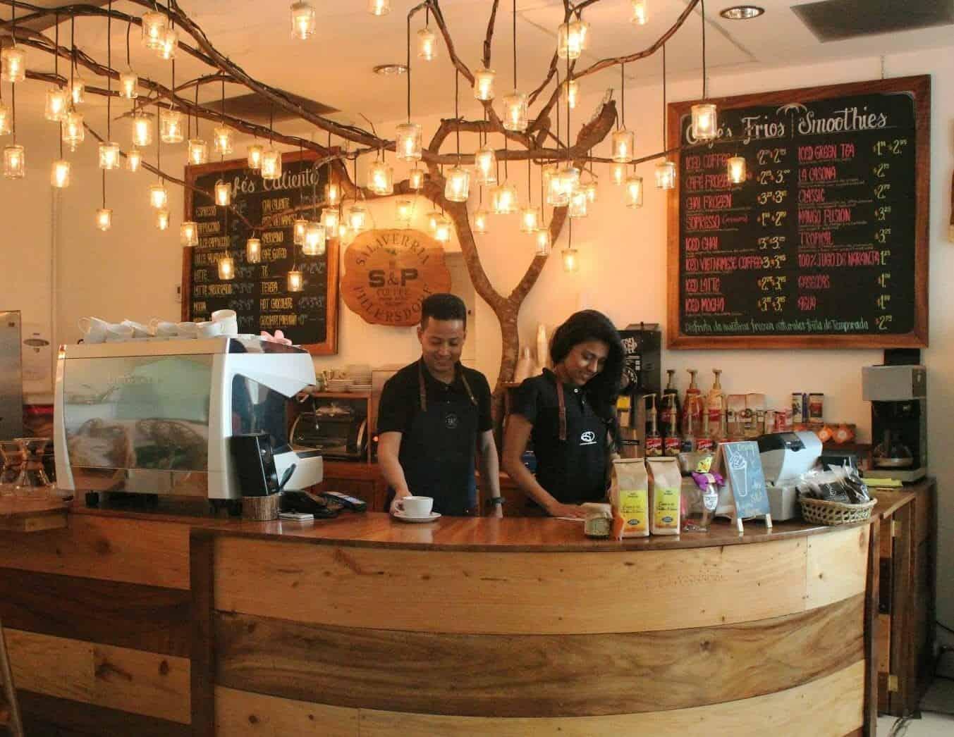 S&P Cafe