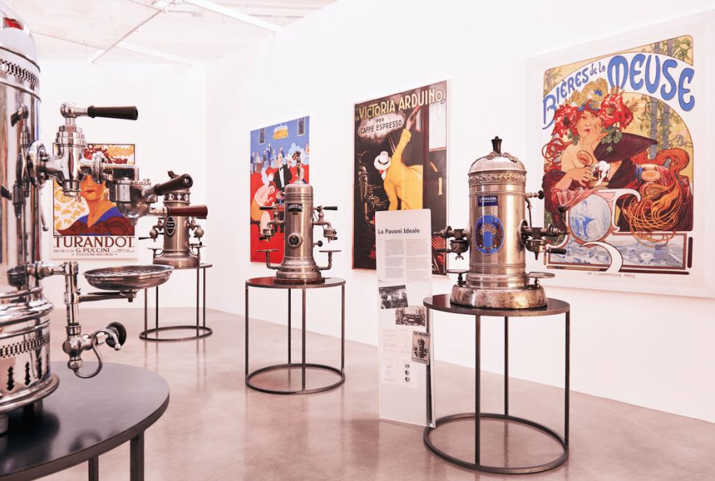 História da Máquina de Espresso