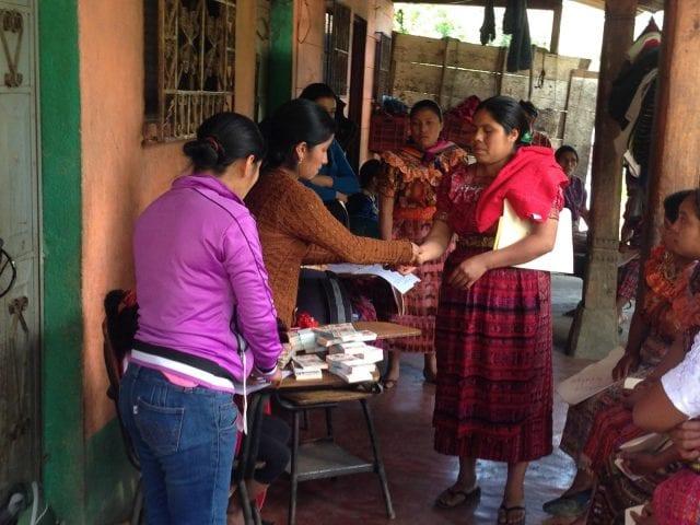 women microcredit program