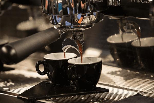 preparacion de espresso