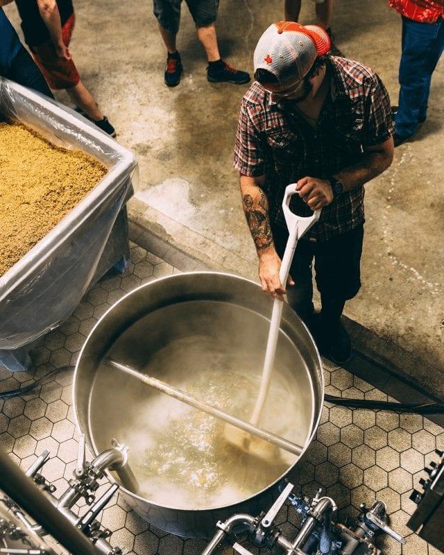 produccion de cerveza artesanal
