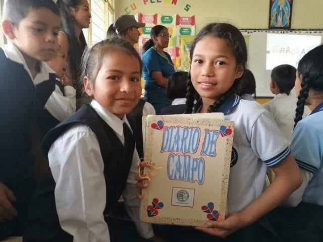 proyecto jardin escolar nuevo futuro