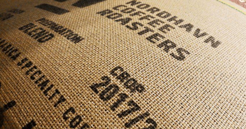 saco de cafe
