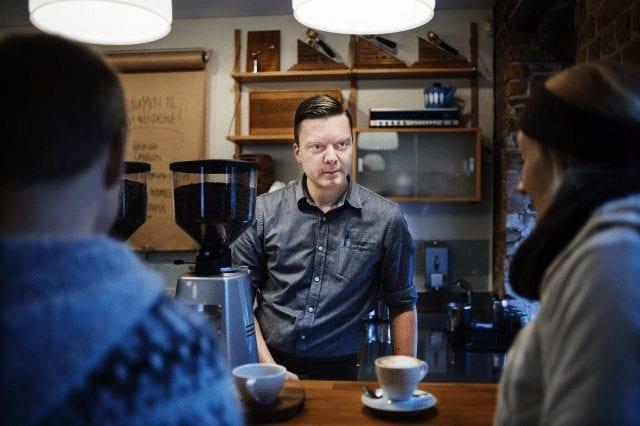 tim wendelboe sirivendo cafe
