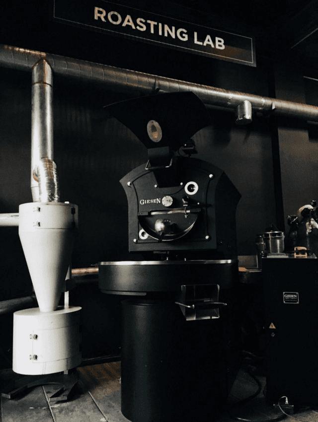 tostador de cafe