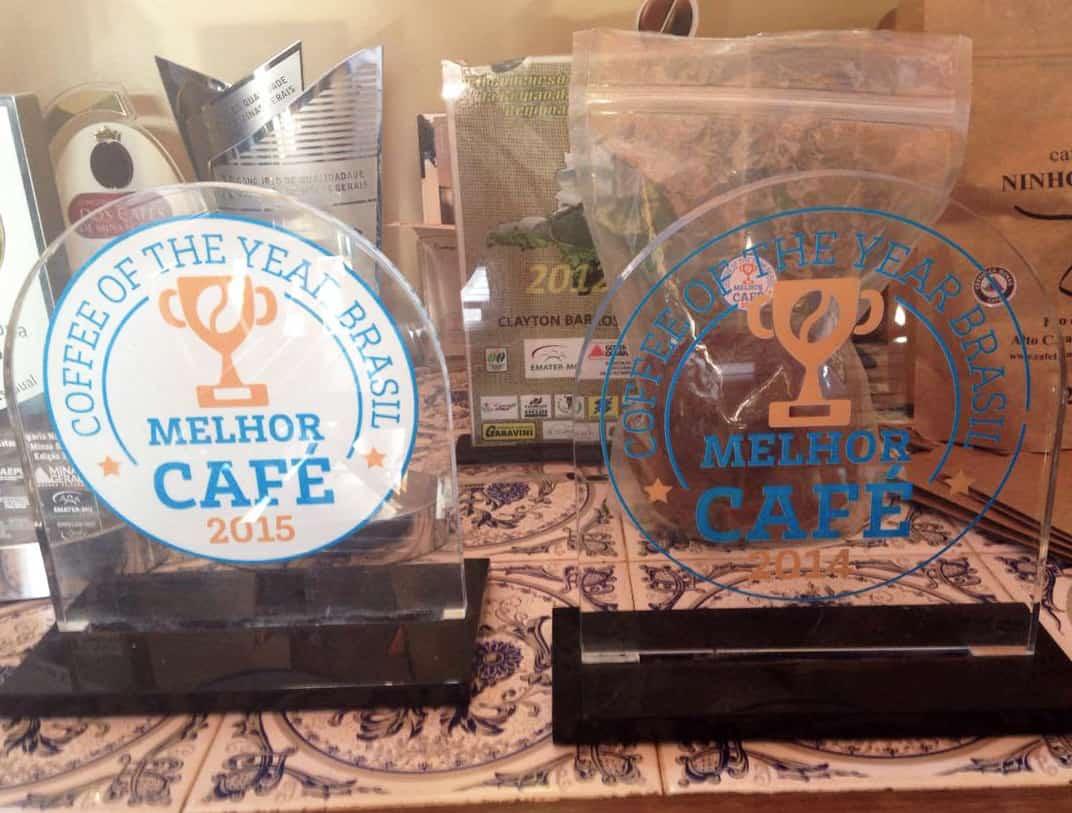 trofeos de cafe