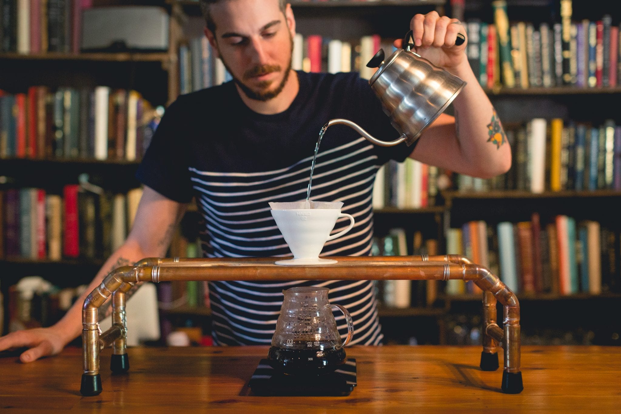 V60 brewing guide