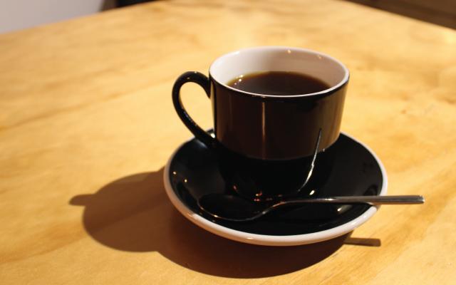 xicara de espresso