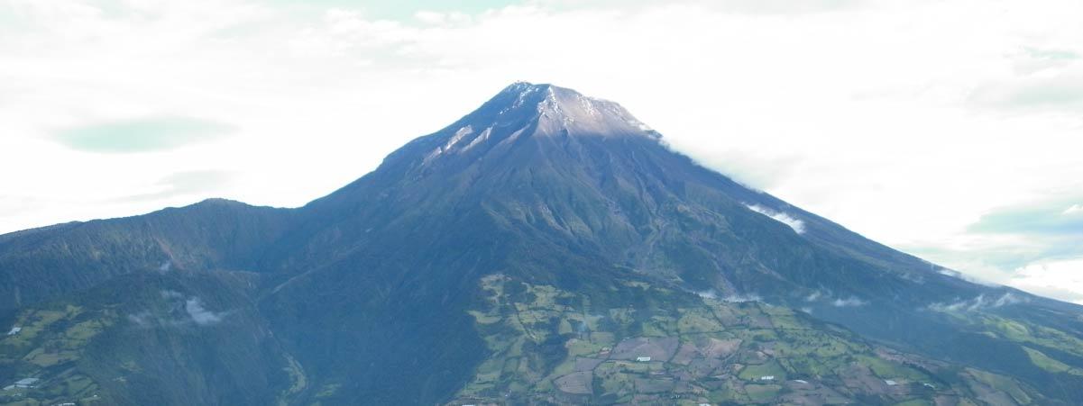Volcano inactivo