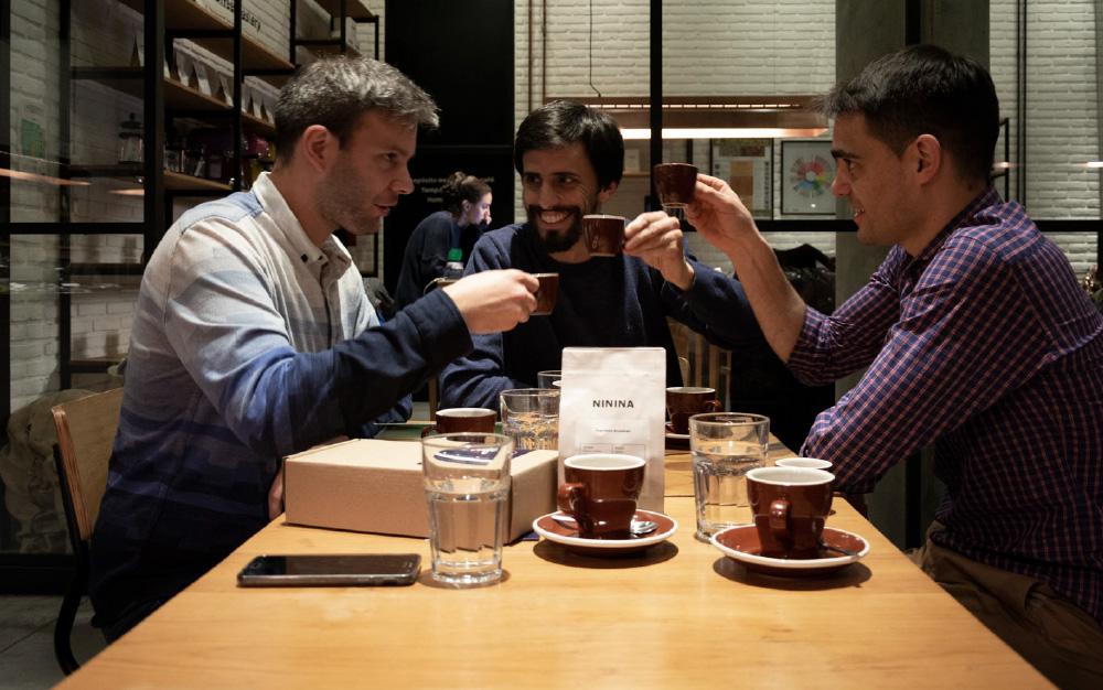 Café especial en Argentina