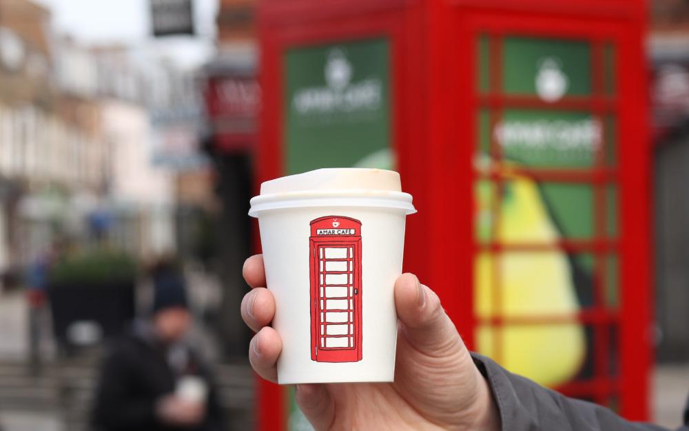 café de especialidad Londres