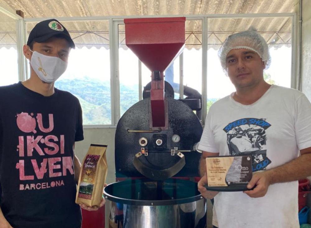Tostaduría de café La Delfita