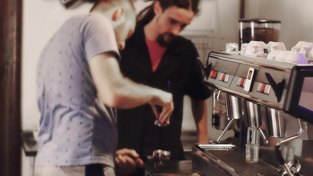 como extrair um excelente espresso