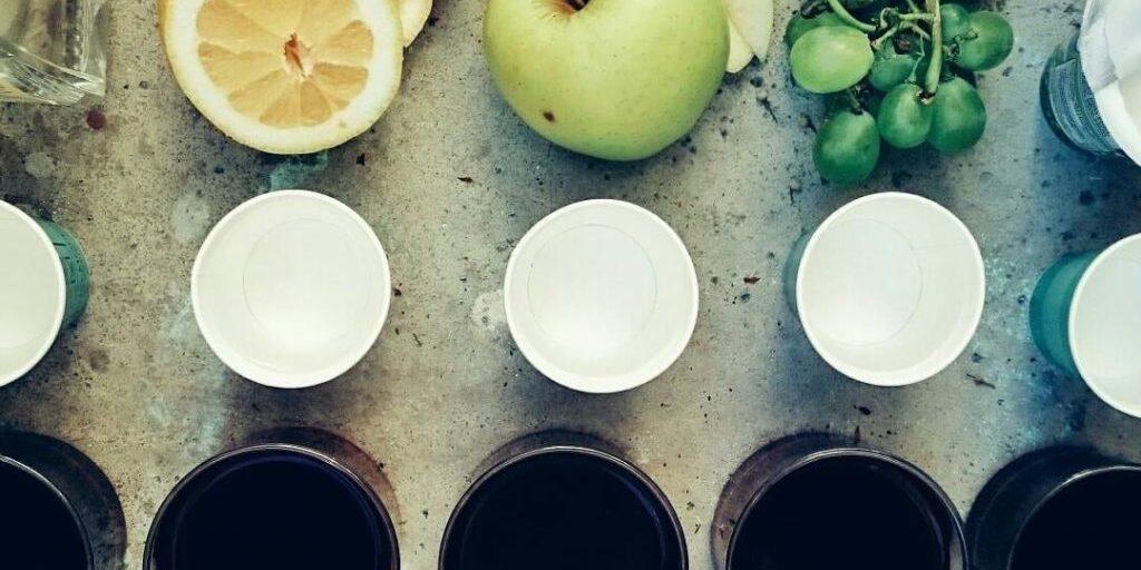 cafés mais ácidos