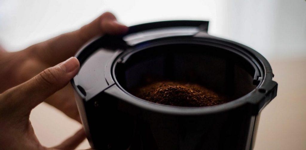 tamanho do coador muda o sabor do café