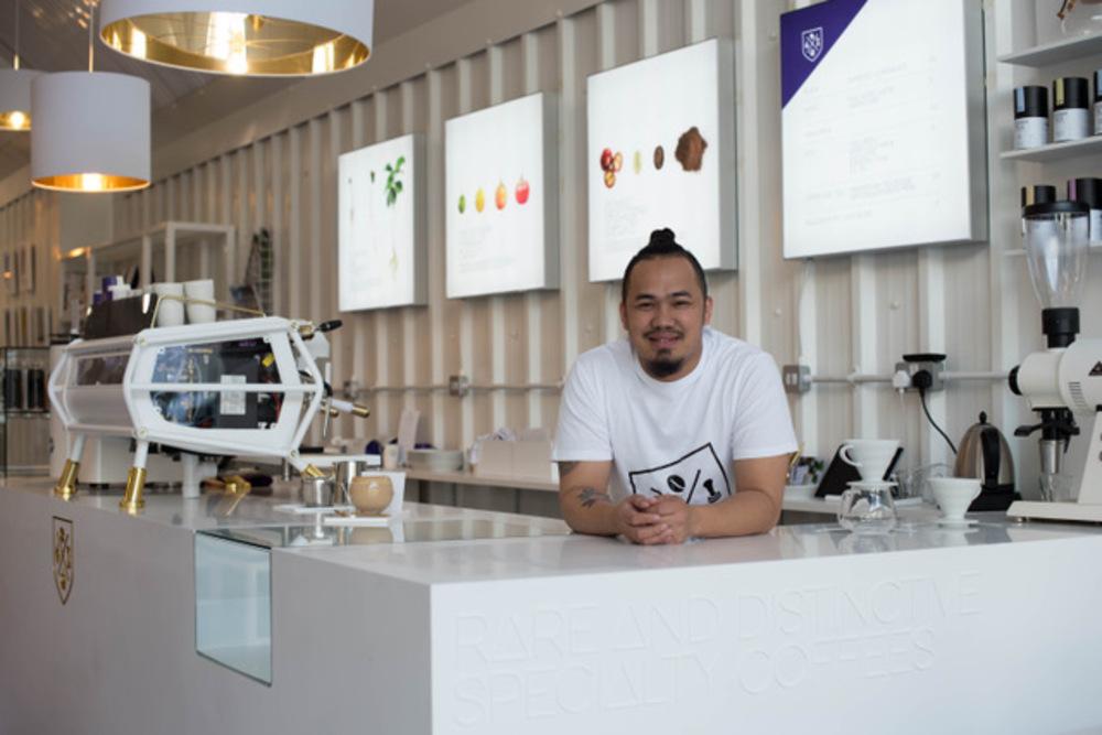 barista campeão fala sobre café do Brasil