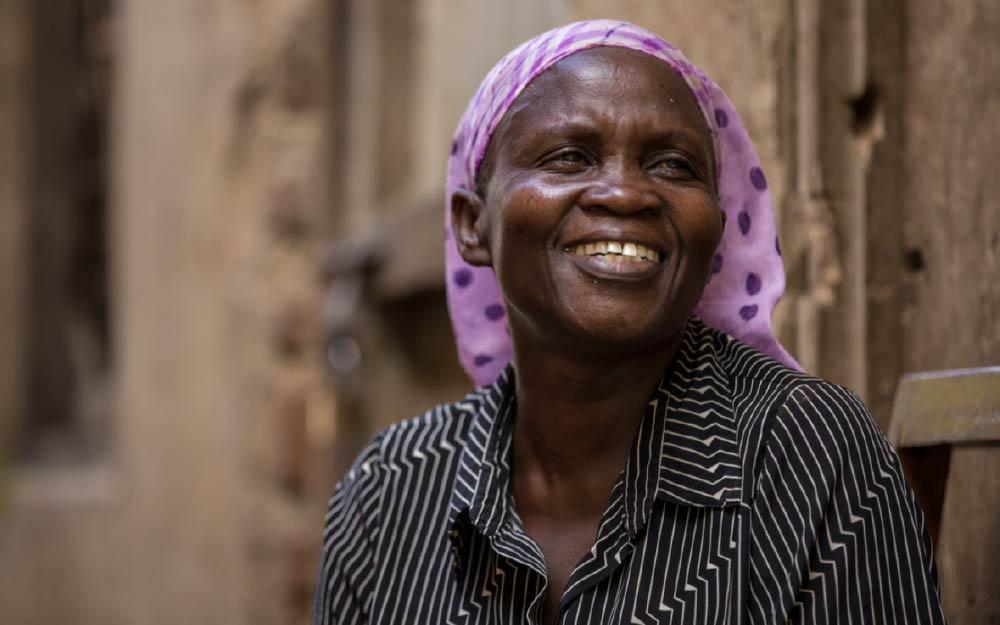 produtores de café de Uganda