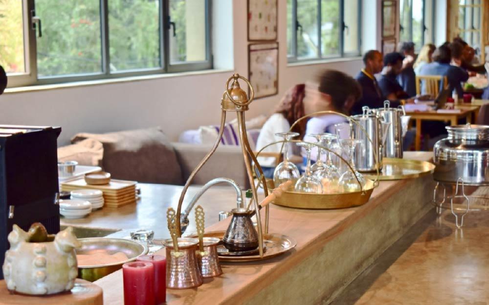 cafeteria café turco