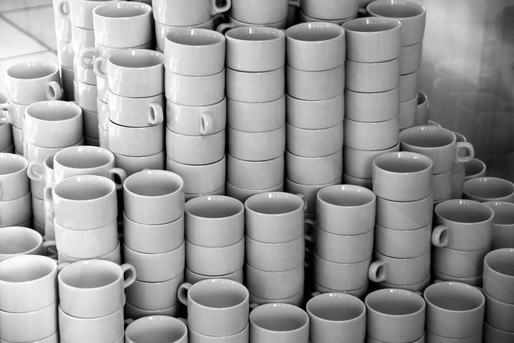 consumo de café xícaras