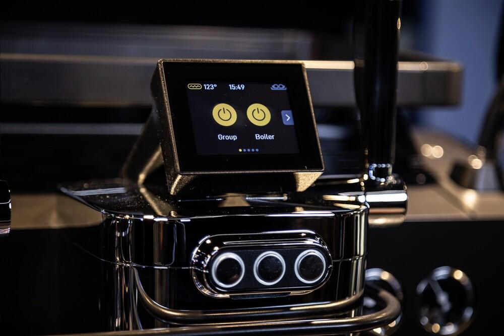máquina espresso automatizada