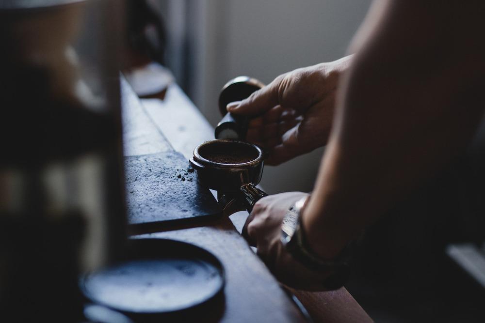 espresso barista tamper